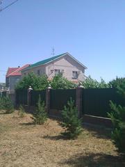 трехэтажный дом пл.331 кв.м.г.Волжский мкр.Южный