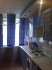 трехкомнатная квартира с евроремонтом в Волжском
